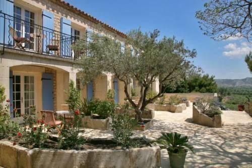 Hôtel Le Mas D'Aigret Les Baux-de-Provence - Les Baux-de-Provence -