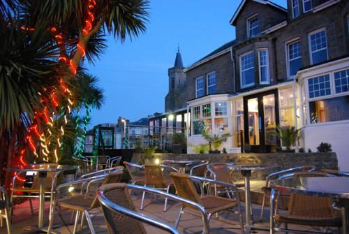 The Atlantic Hotel St Ives - dream vacation
