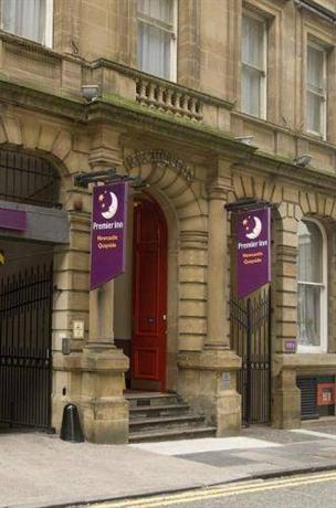 Premier Inn Quayside Newcastle upon Tyne - dream vacation