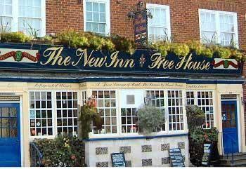 The New Inn Sandwich - Sandwich (Angleterre) -