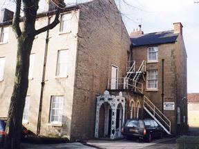 Clifton Hotel Mansfield England - dream vacation