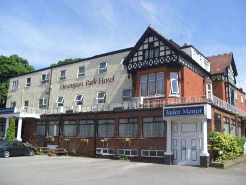 Davenport Park Hotel Stockport England - dream vacation