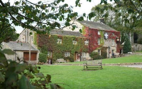 Lister Arms Hotel Malham - dream vacation
