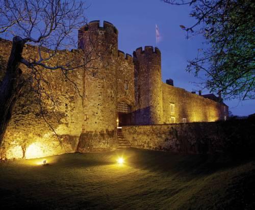 Amberley Castle - Amberley (Angleterre) -