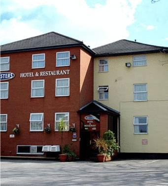 Chesters Hotel Old Trafford - dream vacation