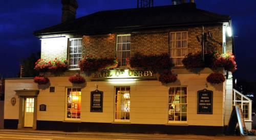 The Earl Of Derby Bed & Breakfast Cambridge - dream vacation