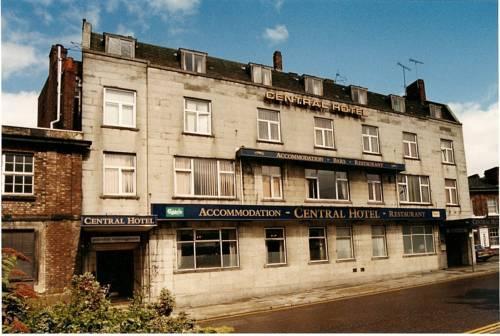Central Hotel Birkenhead - dream vacation