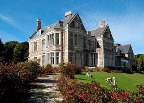 Treloyhan Manor Hotel - dream vacation