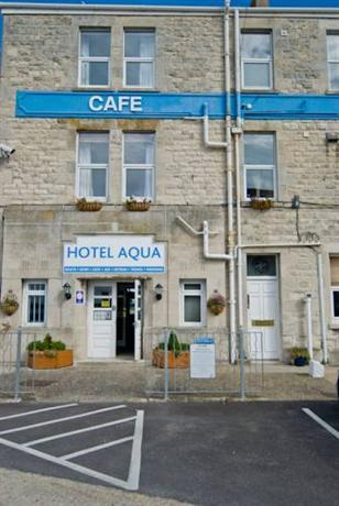 The Aqua Hotel Isle of Portland - dream vacation