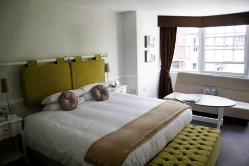 The Globe Hotel Exeter - dream vacation