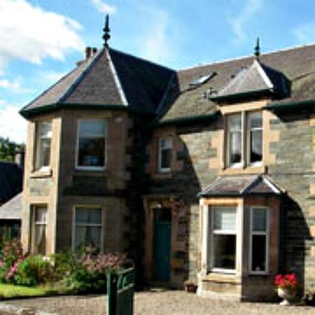 Fernbank House Bed and Breakfast Aberfeldy - dream vacation