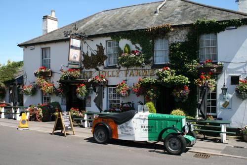 The Jolly Farmer Country Inn Southampton - dream vacation