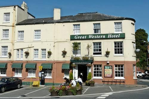 Great Western Hotel Exeter - dream vacation