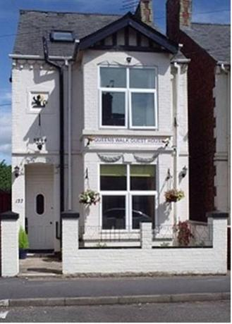 Queens Walk Guest House Peterborough - dream vacation