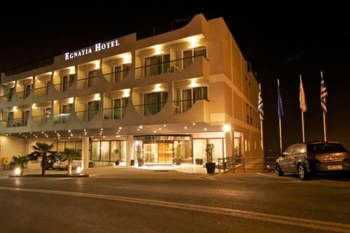 Egnatia Hotel Kavala - dream vacation