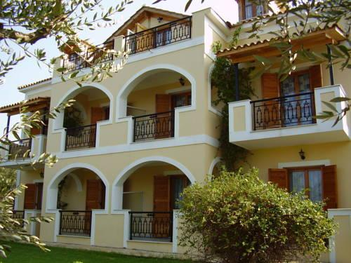 Kavos Psarou Studios & Apartments Meso Gerakari - dream vacation