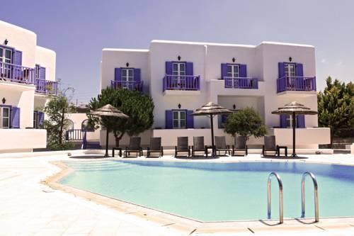 Anatolia Hotel Ano Mera - dream vacation