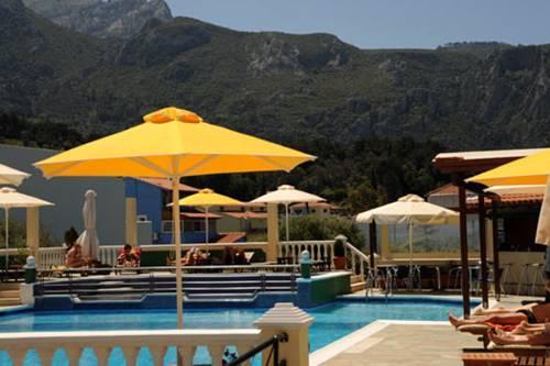 Athena Hotel Kokkari - dream vacation