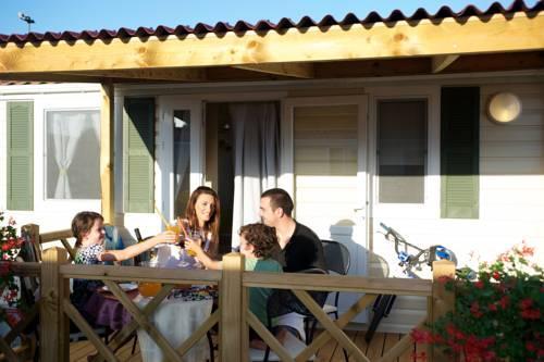 Mobile Homes Campsite Sirena - dream vacation