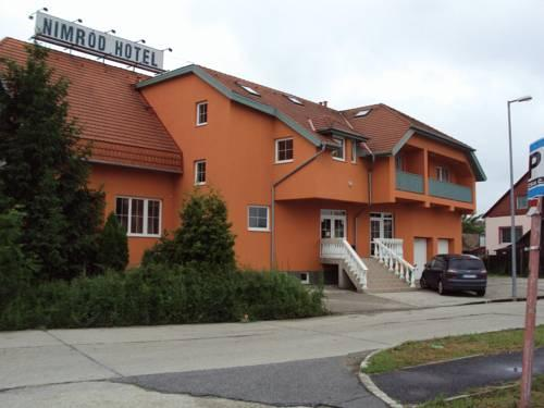 Nimrod Hotel es Etterem - dream vacation