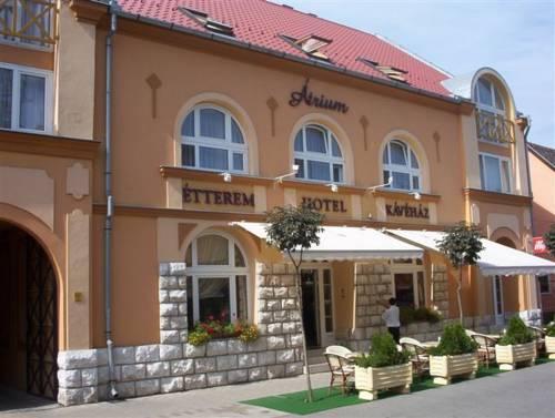 Atrium Hotel Harkany - dream vacation
