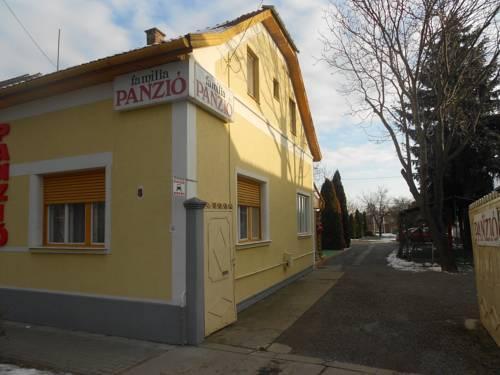 Familia Panzio - dream vacation