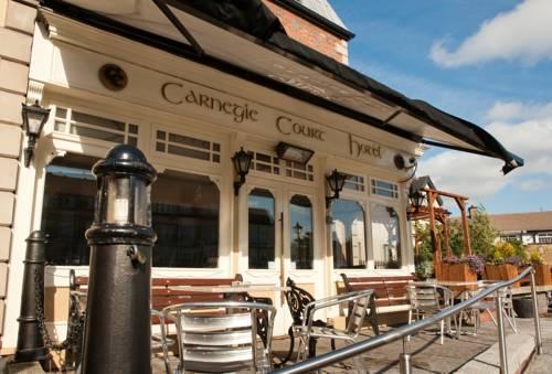 Carnegie Court Hotel Swords - dream vacation