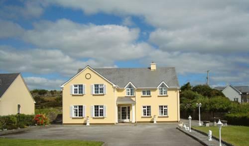 O'Grady's Townhouse Bed & Breakfast - Waterville (Irlande) -
