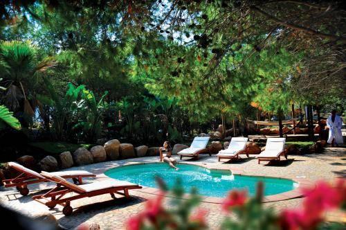 Villa del Borgo Hotel Relais - Pula (Sardaigne) -