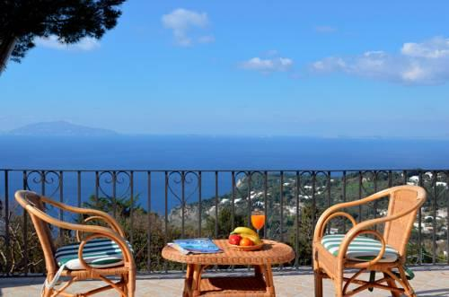 Alle Ginestre Capri B&B - dream vacation