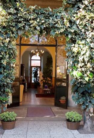Hotel Villa Aurora Verbania - dream vacation
