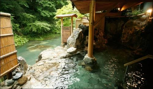 Honke Bankyu Ryokan - dream vacation