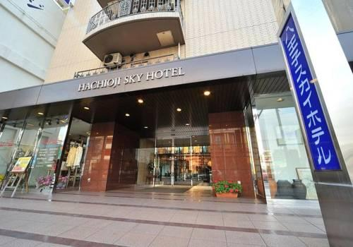 Hachioji Sky Hotel - Hachioji (Japon) -