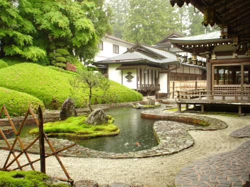 Koyasan Onsen Fukuchiin - dream vacation
