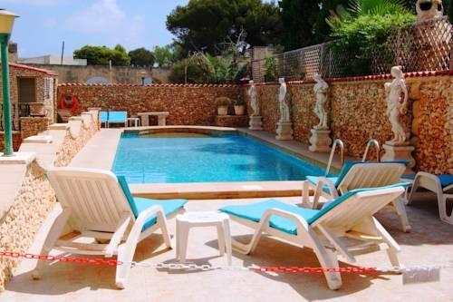 Bella Vista Apartments Melliena - dream vacation