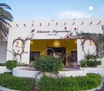 Hacienda Bugambilias Hotel La Paz Mexico - dream vacation