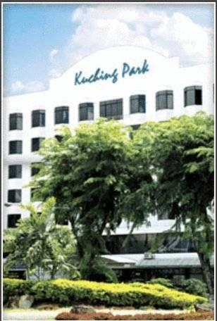 Kuching Park Hotel - dream vacation