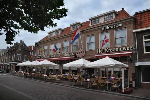 Hotel de Keizerskroon - dream vacation