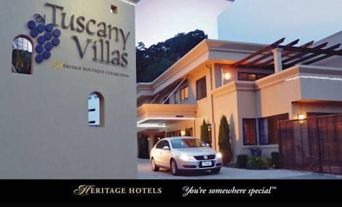Tuscany Villas Motor Inn - dream vacation