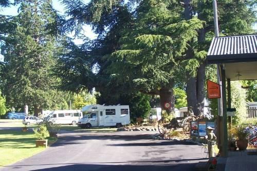 Geraldine Kiwi Holiday Park - dream vacation