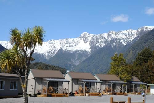 Fox Glacier TOP 10 Holiday Park & Motels - dream vacation
