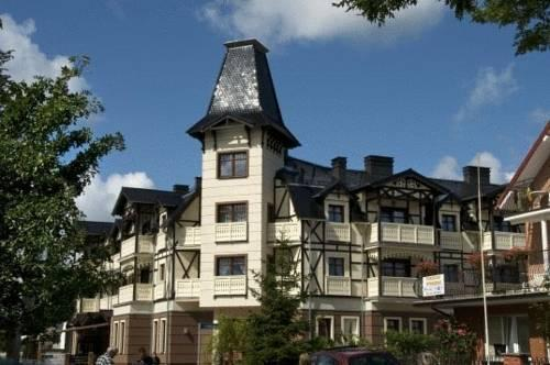 Hotel & Spa Stary Dziwnow - dream vacation