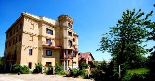 Zamek Reda - dream vacation