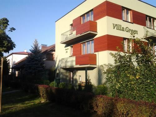 Villa Green Oswiecim - dream vacation