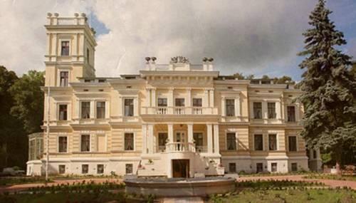 Palac Biedrusko - dream vacation