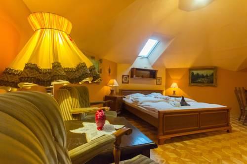 Villa Hubertus Kutno - dream vacation