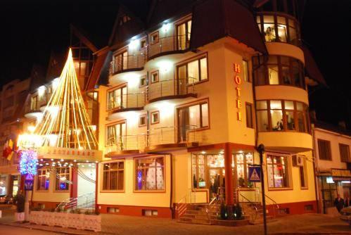 Hotel Bulevard Fagaras - dream vacation