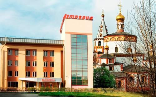 Empire Hotel Irkutsk - dream vacation