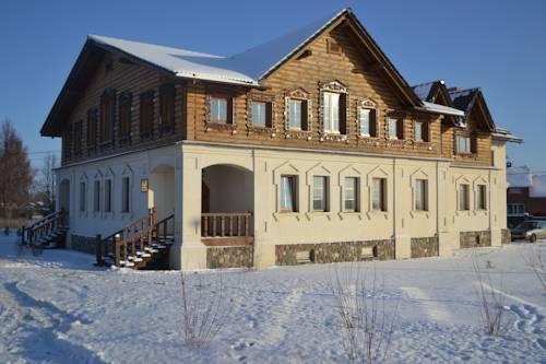 Alexeevskaya Usadba - dream vacation
