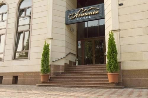 Armenia Hotel Kazan - dream vacation